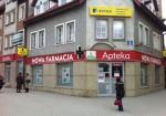 Nowa farmacja, Noniewicza 42A